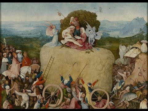 "Commented works: ""The Haywain"" by Bosch"