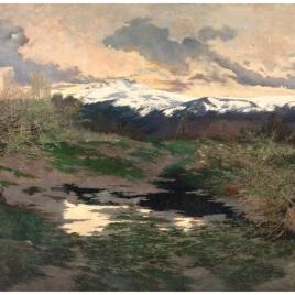 El pico de Peñalosa (Rascafría)