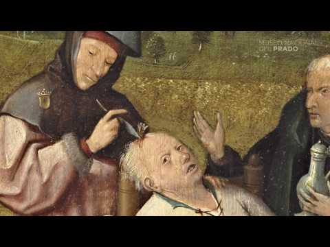 Commented works: Extracting the stone of madness by Bosch