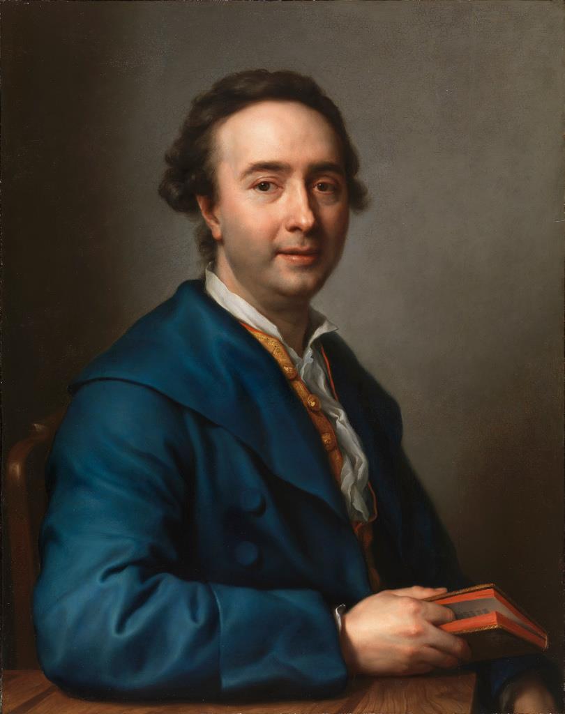 Portrait of José Nicolás de Azara by Mengs