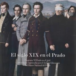 El siglo XIX en el Prado [Material gráfico] : programa