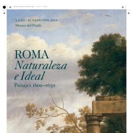Roma [Recurso electrónico] : naturaleza e ideal : paisajes , 1600-1650 / Museo Nacional del Prado.