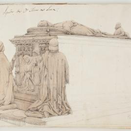 Sepulcro de don Álvaro de Luna en la Catedral de Toledo