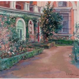 El único naranjo (Aranjuez)
