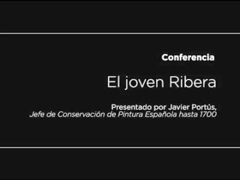 Conferencia: El joven Ribera