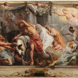 La victoria de la Eucaristía sobre la Idolatría