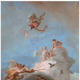 Olympus or The Triumph of Venus