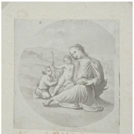 Virgen con el Niño y San Juanito