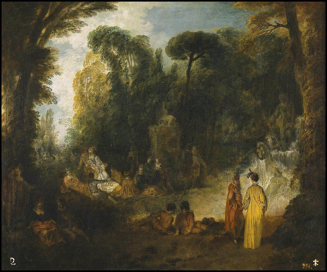 Watteau, Jean-Antoine