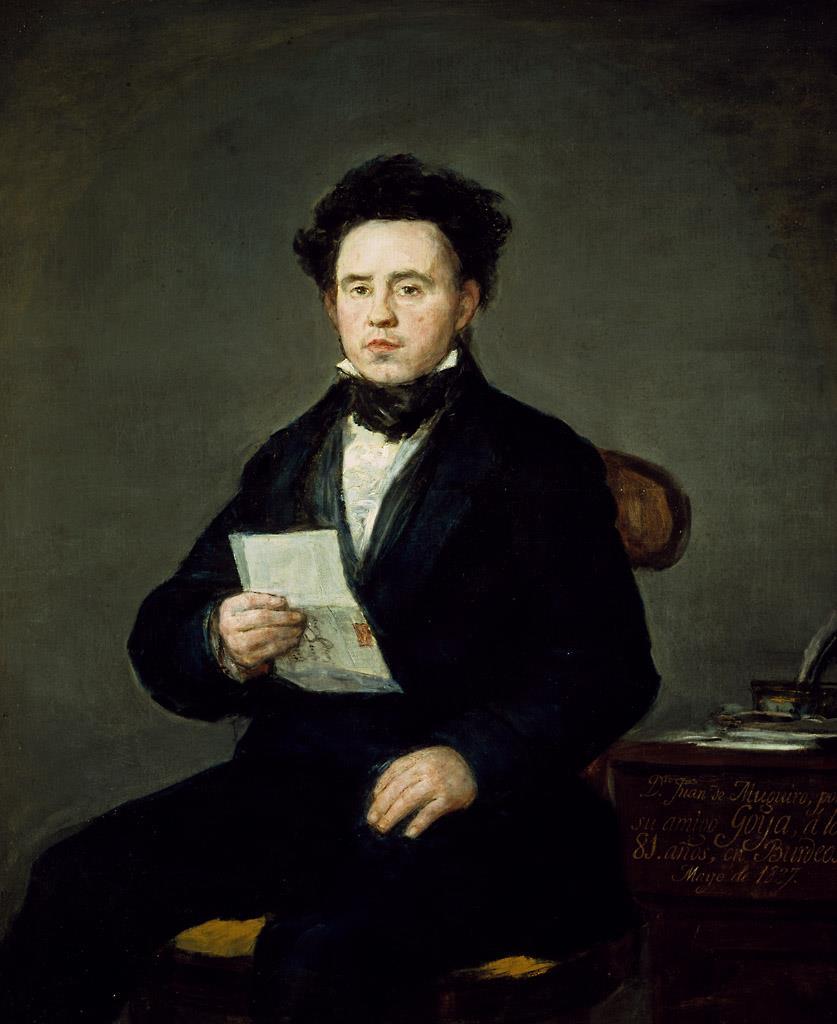 Don Juan Bautista de Muguiro [Goya]