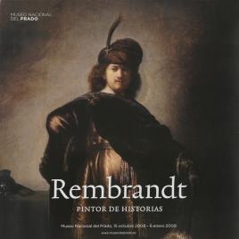 Rembrandt [Material gráfico] : pintor de historias.