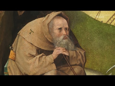 "The restoration of ""The Temptations of Saint Anthony"" by Hieronymus Bosch"