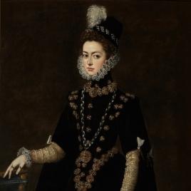 La infanta Catalina Micaela