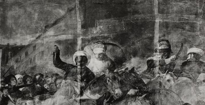 Restauración del Dos y el Tres de mayo de Francisco de Goya