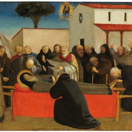 The Funeral of Saint Anthony Abbot