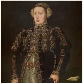 Doña Catalina de Austria, mujer del Juan III de Portugal