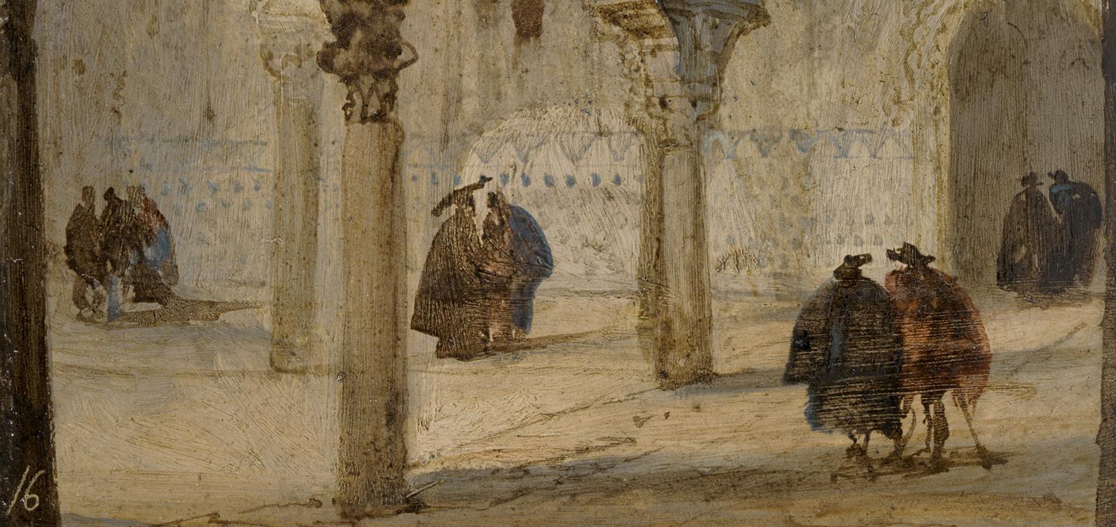 Vistas monumentales de ciudades españolas. El pintor romántico Genaro Pérez Villaamil