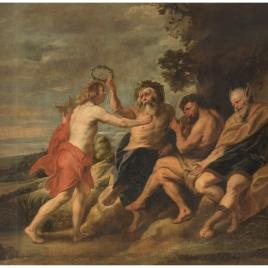 Apolo, vencedor de Pan