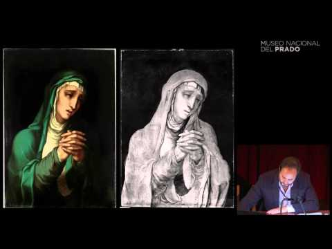 En el taller de Morales: dibujo subyacente y materiales pictóricos