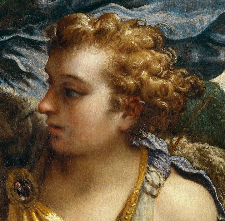 Los amores de Venus y Adonis