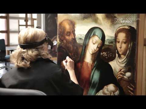 Avance de la exposición I: El Divino Morales