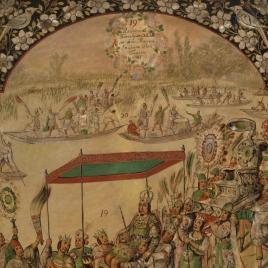 Conquista de México por Hernán Cortés (19 y 20)