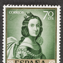 Serie de sellos Zurbarán