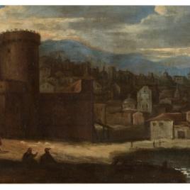 Un puerto fortificado