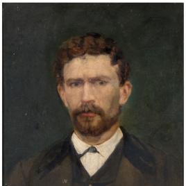 Retrato de hombre desconocido