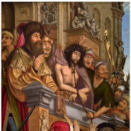 Cristo presentado al pueblo