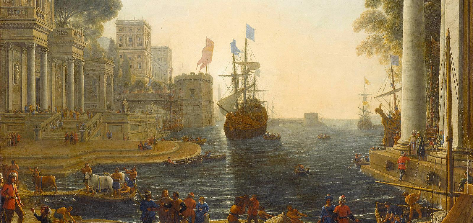 Roma. Naturaleza e Ideal (Paisajes 1600-1650)
