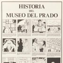 Historia del Museo del Prado [Material gráfico] / [autor Nino Velasco].