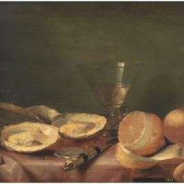 Ostras y limones
