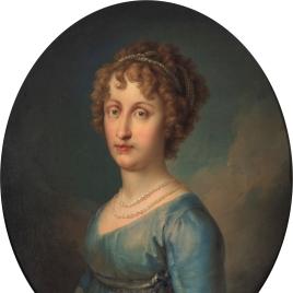 María Antonia de Borbón, infanta de Nápoles, princesa de Asturias