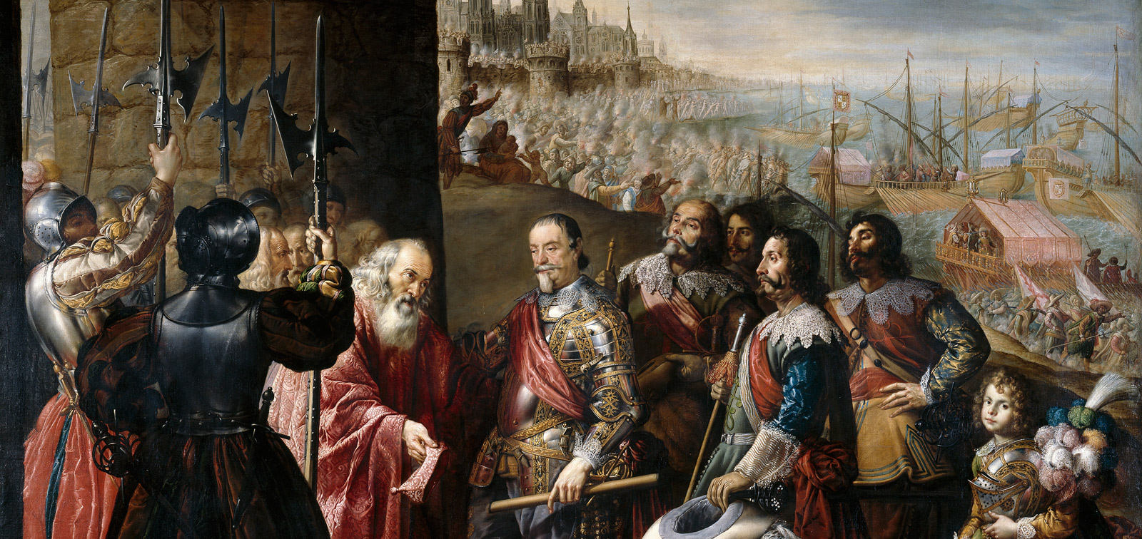 The Art of Power. The Royal Armoury and court portraiture