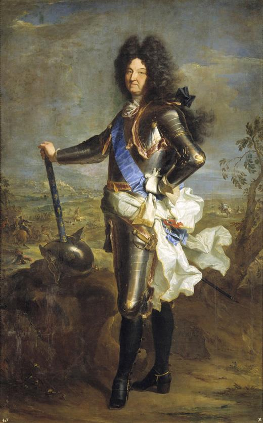 The Bourbon Portrait in Armour: the French and Spanish Tradition