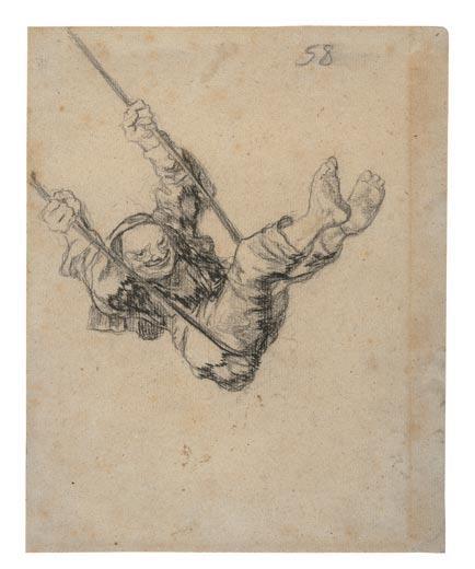 Francisco de Goya. álbumes de dibujos
