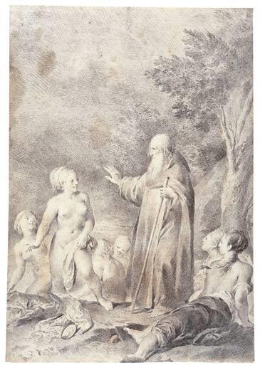 Dibujos del siglo XVIII