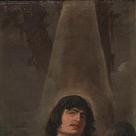 El martirio de San Sebastián