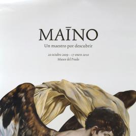 Maíno [Material gráfico] : un maestro por descubrir / Museo Nacional del Prado.