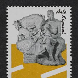 Serie de sellos Arte Español