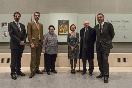 El Museo del Prado presenta uno de los hallazgos más importantes de pintura primitiva francesa