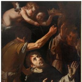 Martirio de San Pedro Mártir