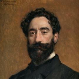 El grabador Bernardo Rico