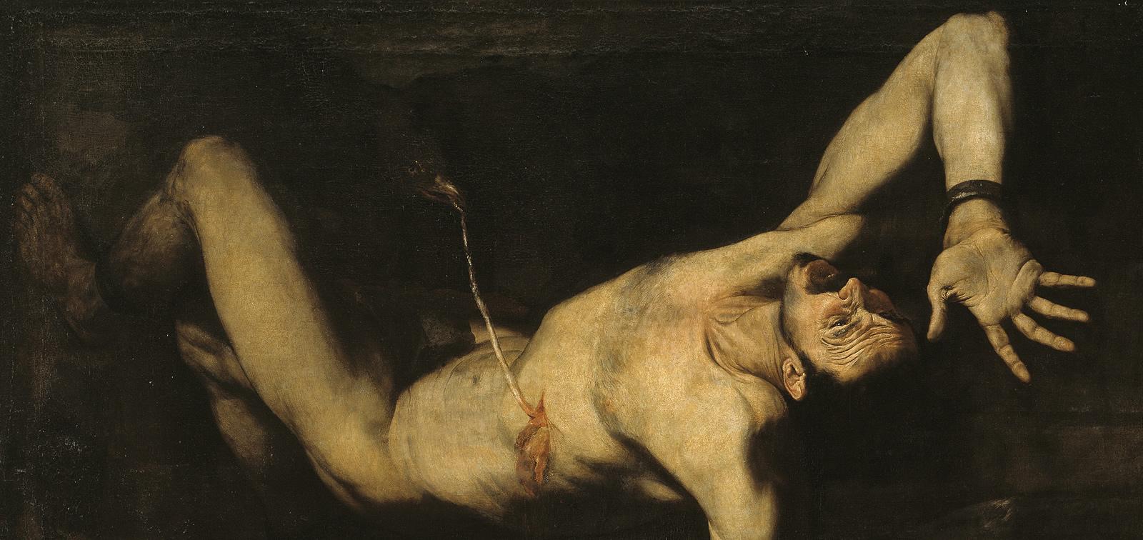 Las Furias. De Tiziano a Ribera