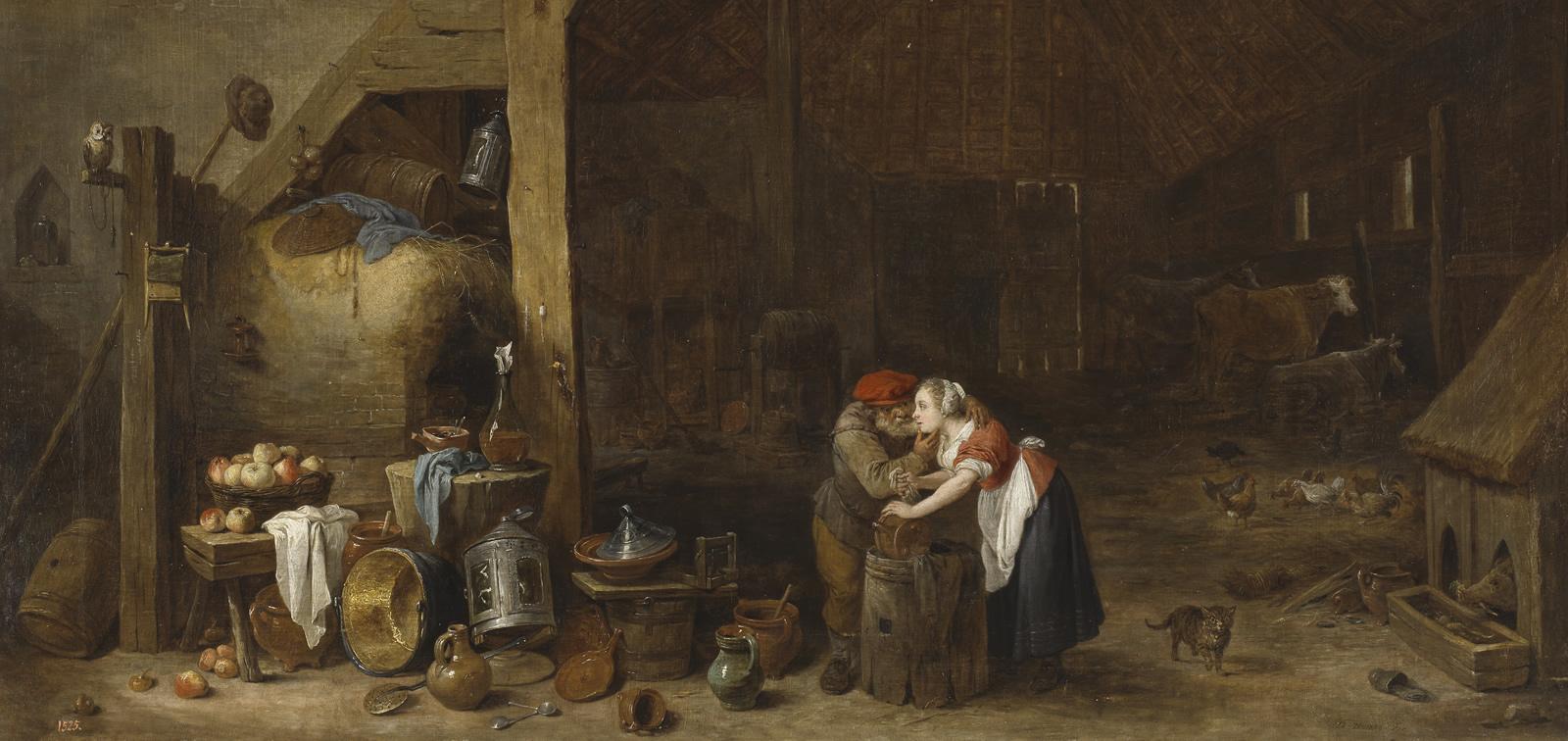 La belleza cautiva. Pequeños tesoros del Museo del Prado