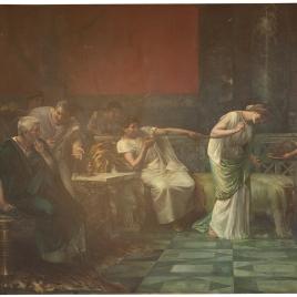 Fulvia y Marco Antonio, o La venganza de Fulvia