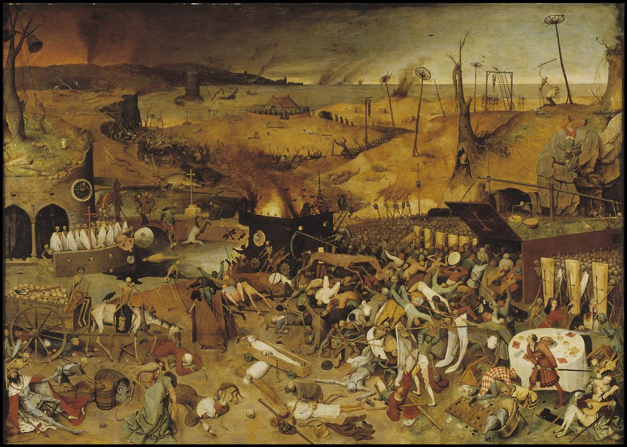 Triunfo de la Muerte, El [Pieter Bruegel el Viejo]