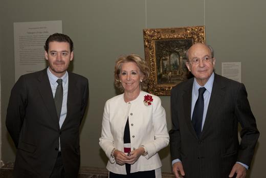 La Comunidad de Madrid impulsa la celebración de la gran exposición dedicada al paisaje romano que tendrá lugar en el Prado este verano