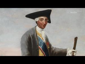 """La técnica de Goya en """"Carlos III, cazador"""""""